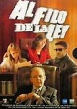 AL FILO DE LA LEY,SERIE ESPAÑOLA 16 DVDS UNICA TEMPORADA