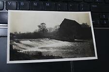SUTTON WEIR    120 X 70  mm   original photogrAPH  1936