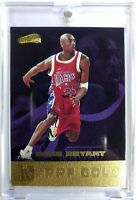 Rare: 1996-97 ALL SPORT Plus PPF Gold Kobe Bryant Rookie RC #185, Lakers