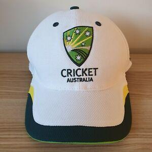 Cricket Australia ASICS Official Cap Hat   Like New