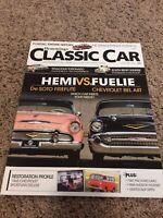 HEMMINGS Classic Car Magazine - Hemi vs Fuelie De Soto Chevy Bel Air - Jan 2011