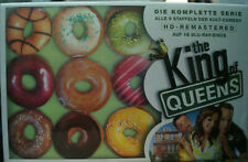 King of Queens HD Gesamtbox Donut Edition 18 Blu Ray Box NEU OVP