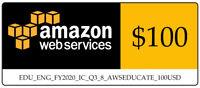 AWS $100 VPS EC2 Credit Code