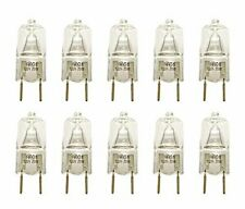 Vstar G8 120V 20W Halogen Light Bulbs2700Kwith G8 BaseShorter<35mm10 Pcs