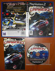 Need for Speed Carbono, PlayStation 2 PStwo PS2, Pal-España ¡¡COMPLETO!!