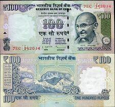 INDIA 100 RUPEES 2012 P NEW SYMBOL UNC