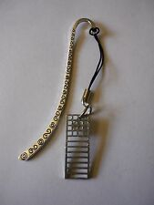 w19 Mackintosh Chair Back Made From Fine English Pewter On A PATTERN Bookmark