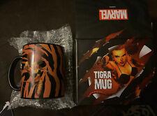 NEW! Loot Crate Marvel Tigra Mug