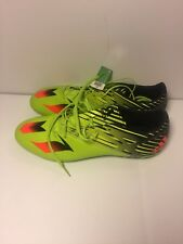 adidas Messi 15.2 FG/AG Soccer Cleats Men's Size 11 Green S74688 D46-26-74