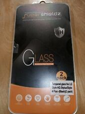 Glass Screen Protector LG Stylo 4, 2 Pack BRAND NEW