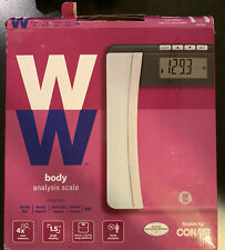 Weight Watchers by Conair Body Analysis Glass Scale - Free Shipping