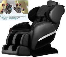 Brand New Massage Chair 830 Zero-G intelligent roll Heating Foot Roller Black