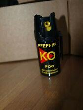 1 Dose Tier Abwehrspray  40ml    spray self defence MHD 03/2024 Pfefferspray