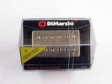 DiMarzio F-spaced Super Distortion Bridge Humbucker W/Aged Nickel Cover DP 100