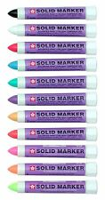 Paint Markers by SAKURA 12 pack assorted colors