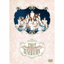 New SNSD JAPAN FIRST TOUR GIRLS' GENERATION DVD Japan F/S UPBH-20094