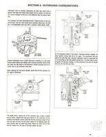 Eska COMPLETE carb kit + float 3-15hp 217. models