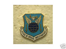 AIR FORCE HAT PIN - OFFICE OF SPECIAL INVESTIGATIONS
