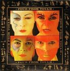 "TOYAH four from toyah 4 track ep TOY 1 uk safari 7"" PS EX/EX"