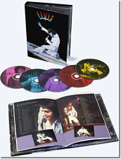 ELVIS PRESLEY CD x 5 Walk A Mile In My Shoes 70's Masters BOX SET w/ BOOK SEALE