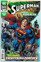 SUPERMAN #19 DC COMICS COVER A  1ST  PRINT BENDIS  2020