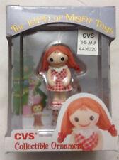1999 Holiday Enesco CVS LE Christmas Ornament Rudolph Misfit island Doll Sue