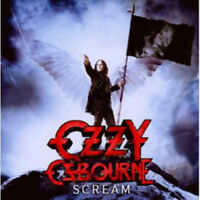 Ozzy Osbourne : Scream CD (2010) ***NEW*** Incredible Value and Free Shipping!
