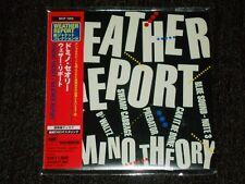 Weather Report Domino Theory Japan Mini LP