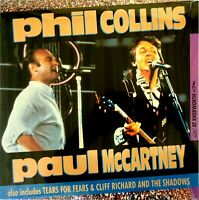 Phil Collins-Paul McCartney-Tears For Fears Live! At Knebworth-Laserdisc CMPL 60