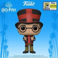 ✅Funko Pop Harry Potter #120 SDCC 2020 Shared Sticker Free Shipping **In hand**