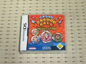 Super Monkey Ball Touch & Roll für Nintendo DS, DS Lite, DSi XL, 3DS