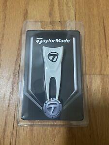 Taylor Made Divot Repair Tool & Ball Marker New