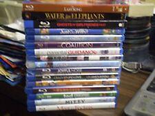 (16) Romantic Comedy Blu-Ray Lot: Nicolas Sparks Meryl Streep   <$2.50 each