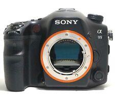 Sony Alpha A99 24.3MP Digital SLR Camera - Black (Body Only)