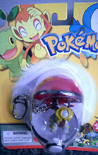 Pokemon Giratina Figure with poke ball Key Chain New Carded