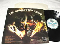 The Undisputed Truth - Self-Titled S/T,1971 Funk/Soul LP, VG+, Germany Pressing