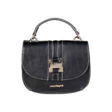 Original Laura Biagiotti Handtasche Damentasche Schultertasche schwarz neu