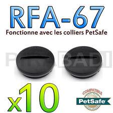 10 PILE COMPATIBLE PETSAFE RFA-67 6V LITHIUM - QUALITE GARANTIE DIRECT DE FRANCE