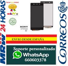 Pantalla Completa para Sony Xperia Z2 D6502 D6503 D6543 L50W Tactil + LCD Negra