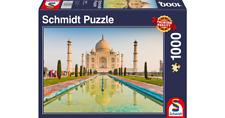 Taj Mahal: Schmidt Premium Jigsaw Puzzle 1000 pces 58337