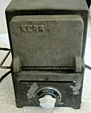 Vintage Kerr Dental Mini Tabletop Inlay Furnace No.2 In Working Condition