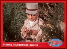 THUNDERBIRDS - Stealing Thunderbirds' Secrets - Card #47 - Cards Inc 2001
