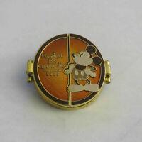 Disney Mickey and Walt Locket Pin