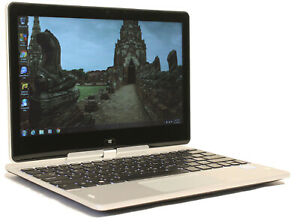 "HP EliteBook Revolve 810 G2, Core i7, 11.6"" Convertible Tablet Laptop, Win 7/10"
