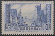 "FRANCE STAMP YVERT 261d SCOTT 251A "" PORT OF LA ROCHELLE 10F 1931 "" MNH XF K766"