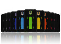 Robot Shockproof Hybrid Kickstand Protective Case Cover for Galaxy Note 3 III