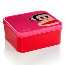 Paul Frank Red/Pink Lunch Box - 20300000