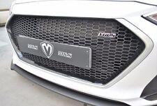 M&S Front Grille Unpainted For Hyundai Elantra Avante AD 2017