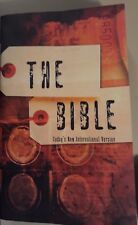 Today`s New International Version The Bible paperback -2005