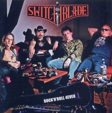 SWITCHBLADE- Rock n Roll 4Ever US IMPORT CD ala CIRCUS OF POWER/L.A. GUNS sleaze
